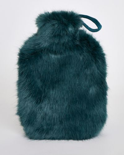 Paul Costelloe Living Faux-Fur Hot Water Bottle