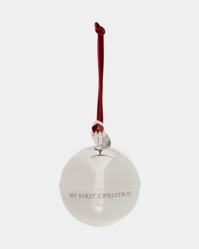 Paul Costelloe Living My First Christmas Musical Bauble