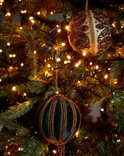 Paul Costelloe Living Green Tassel Decoration