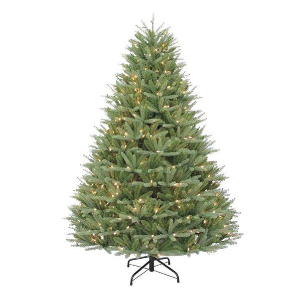 Paul Costelloe Living 7.5ft Pre-Lit Boston Christmas Tree