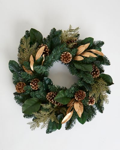 Paul Costelloe Living Gold Wreath