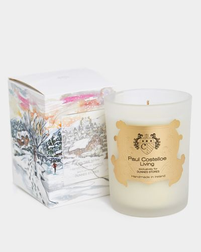 Paul Costelloe Living Christmas Scenic Candle