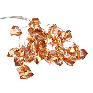 bronzePaul Costelloe Living LED Jewel Lights - Pack Of 30 (Indoor Use Only)