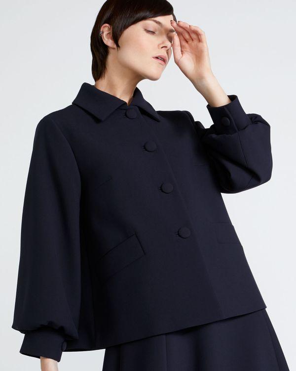 Peter O'Brien Button Jacket