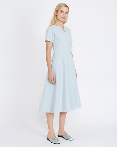 ice-bluePeter O'Brien A-Line Dress