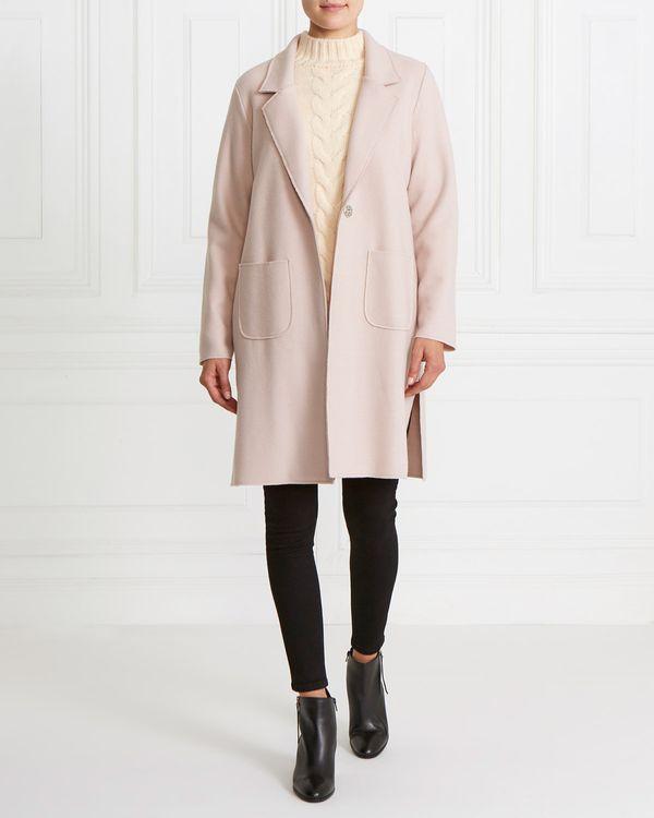 Gallery Raw Edge Coat