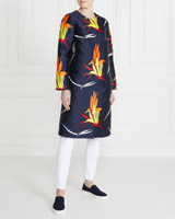 multi Gallery Geisha Coat