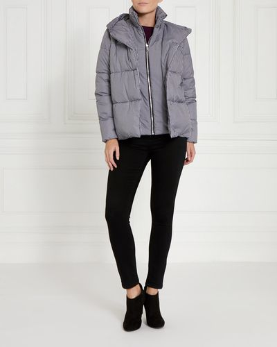 Gallery Short Padded Jacket