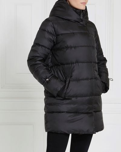 Gallery Wrap Padded Coat