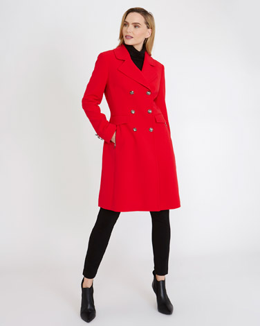 redGallery Military Coat