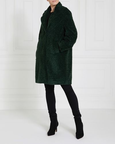 Gallery Luxe Faux Fur Coat