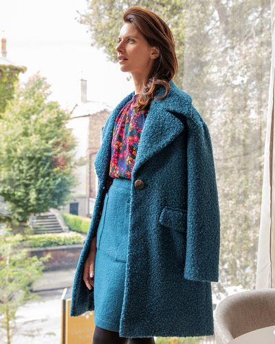 Gallery Boucle Coat