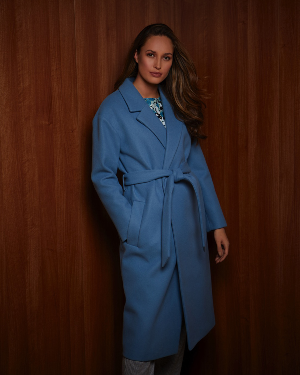Image result for dunnes stores Gallery Belted Wrap Coat