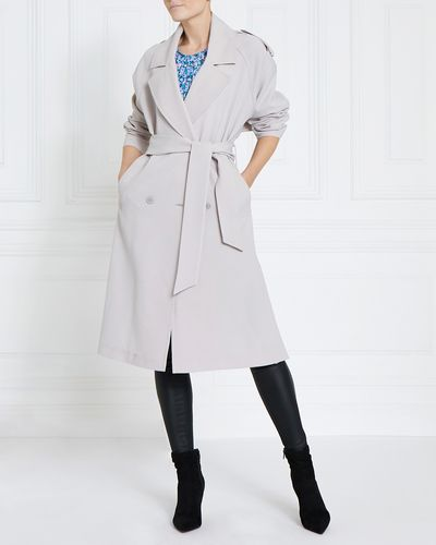 Gallery Bonded Trench Coat