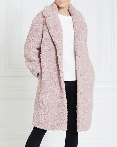 Gallery Luxury Teddy Coat
