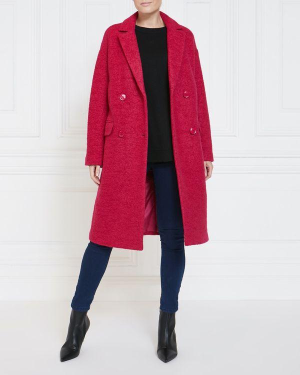 Gallery Boiled Wool Coat