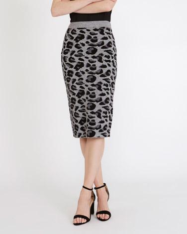 animalGallery Leopard Skirt
