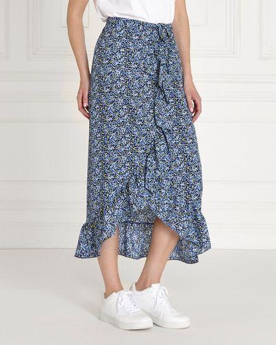 Gallery Ruffle Skirt