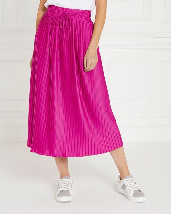 Gallery Pleat Skirt