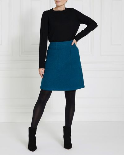 Gallery Boiled Wool Skirt