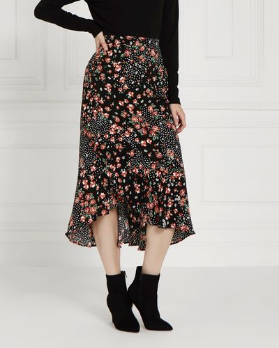 Gallery Floral Skirt