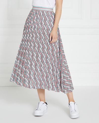 Gallery Houndstooth Skirt thumbnail