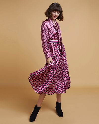 Gallery Bijou Geo Skirt
