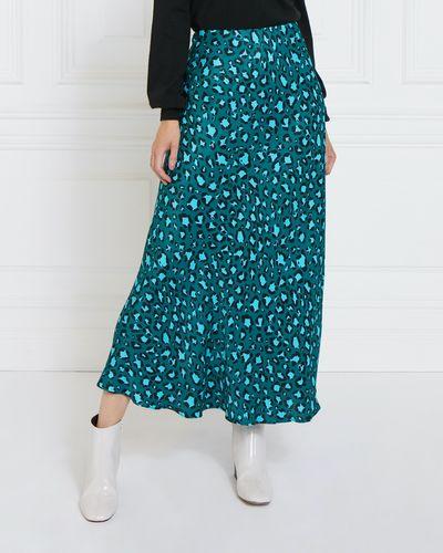 Gallery Luna Satin Skirt