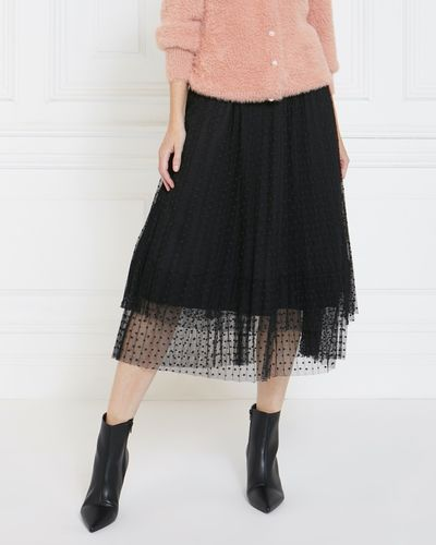 Gallery Spot Flock Skirt