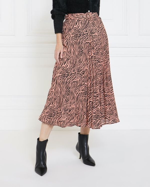 Gallery Bijou Zebra Skirt