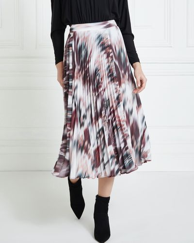 Gallery Ojai Pleat Skirt