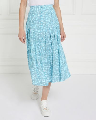 Gallery Odessa Floral Skirt