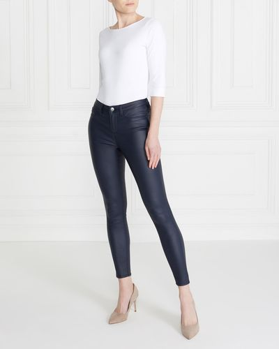 Gallery Coated Jeans thumbnail