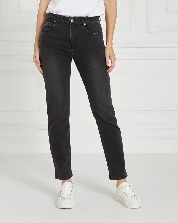 Gallery Slim-Leg Jeans