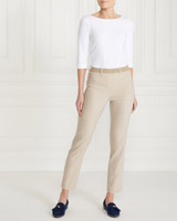 stone Gallery Stretch Waist Trousers