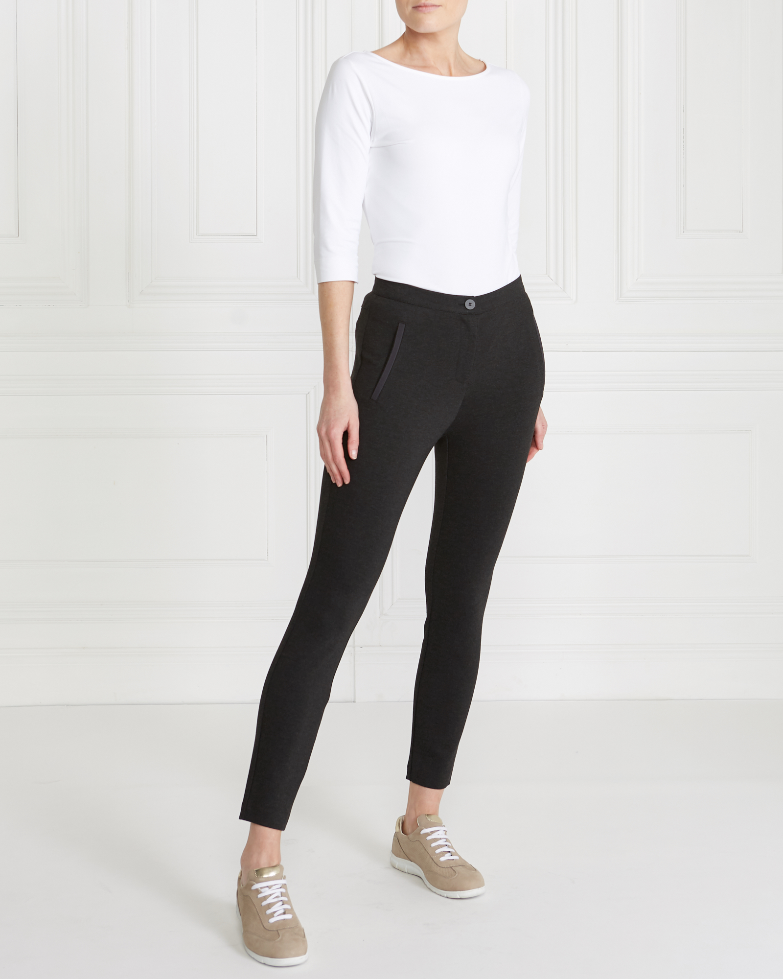 greyGallery Ponte Trousers
