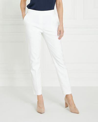 Gallery Lux Cotton Trousers