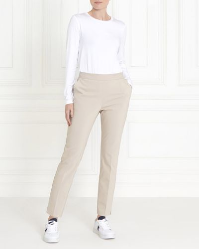 Gallery Lux Cotton Trouser