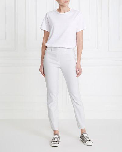 Gallery Ticking Stripe Trouser