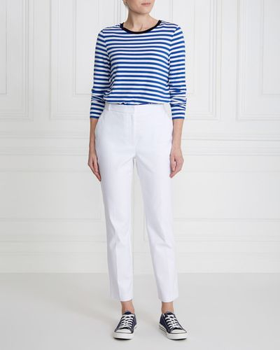 Gallery Trouser Compact Cotton