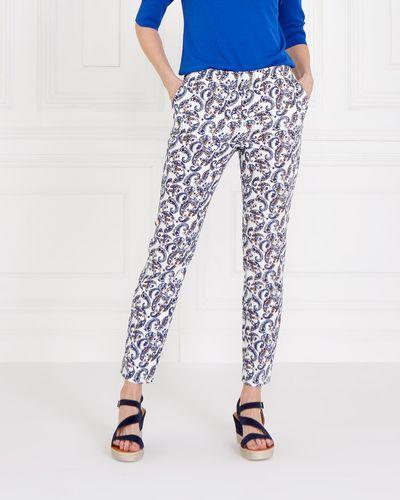 Gallery Printed Trouser