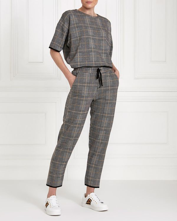 Gallery Check Trousers
