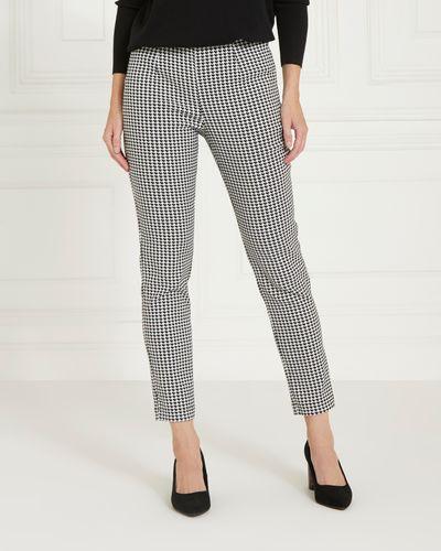 Gallery Jacquard Trousers