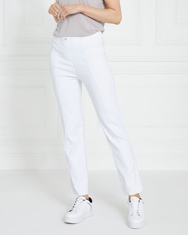 Gallery Elastic Back Trousers