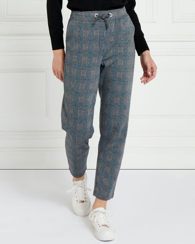 Gallery Ruby Check Jogger