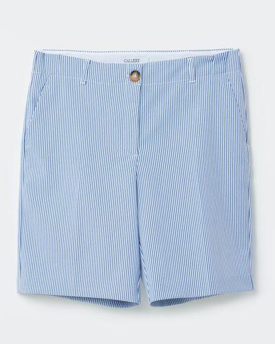 Gallery Stripe Shorts