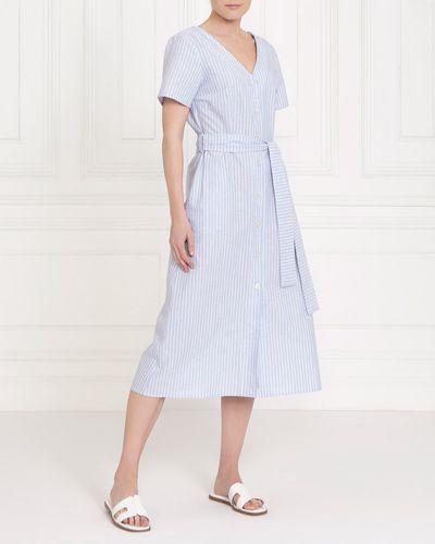 Gallery Stripe Dress