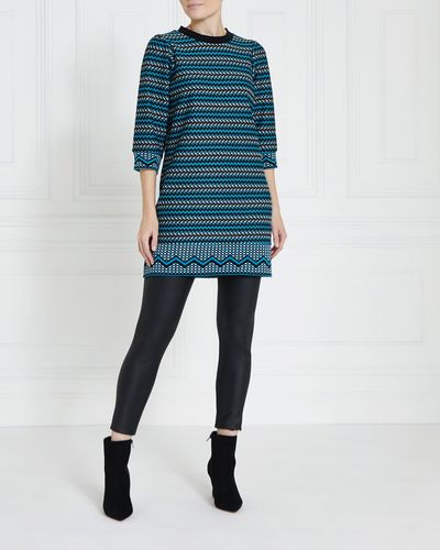 Gallery Zig Zag Dress