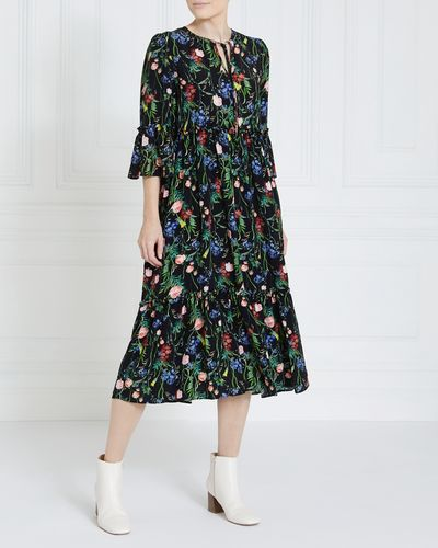 Gallery Print Dress