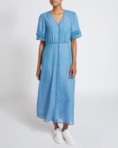 Gallery Puff Sleeve Dress